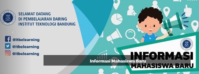 Institut Teknologi Bandung kuliah online
