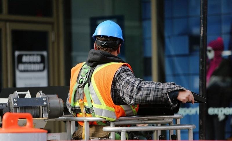 Pekerjaan ahli konstruksi