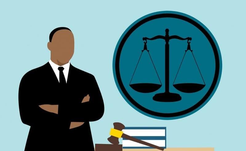Pekerjaan menjadi seorang pengacara