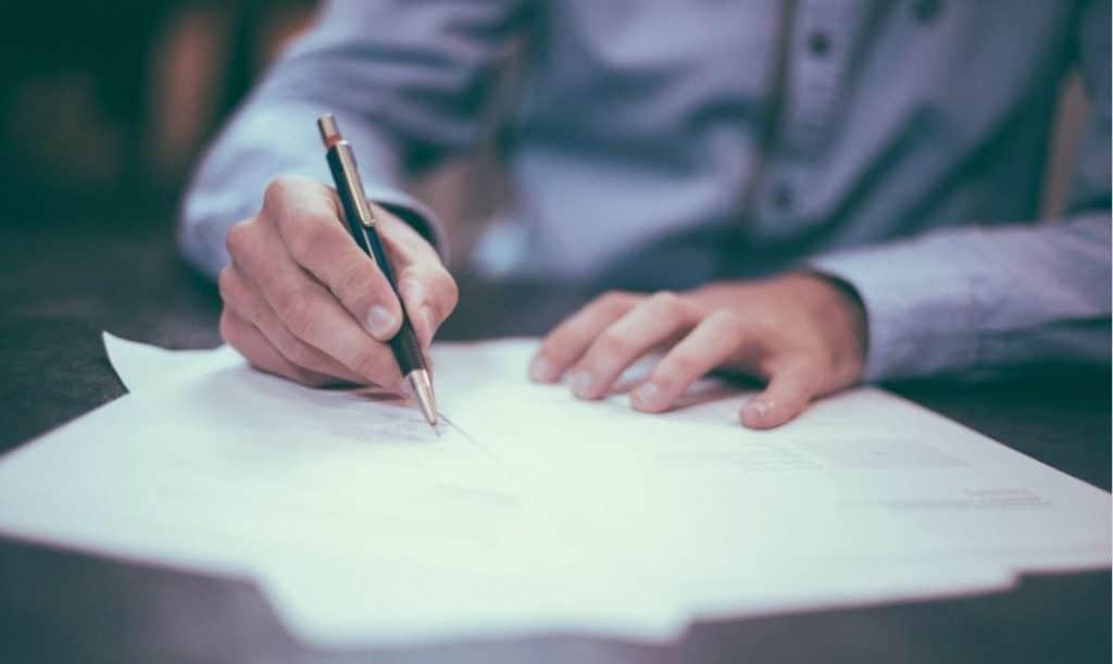 contoh kontrak kerja karyawan